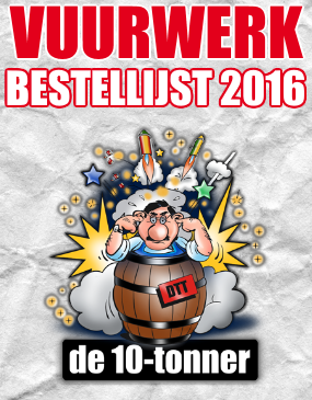 Bestellijst 2016